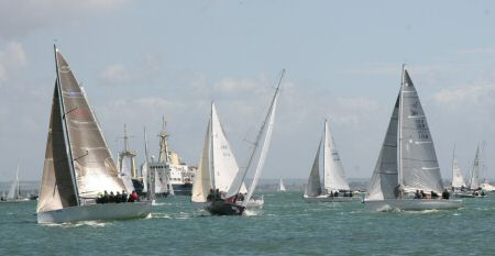 It's a busy Solent