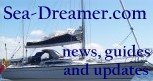 Sea Dreamer - news, guides and articles on sailing for the family